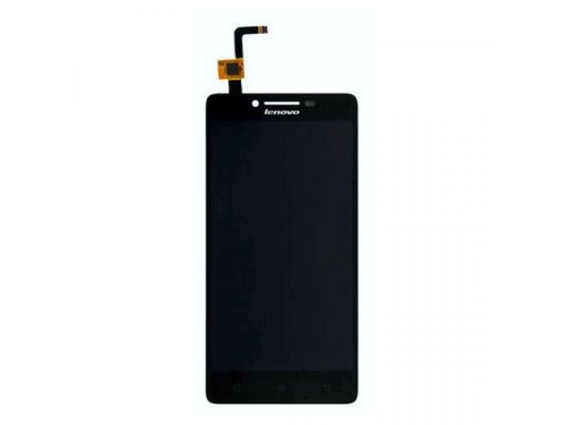 LCD + Touch pro Lenovo A6000 Black (OEM)