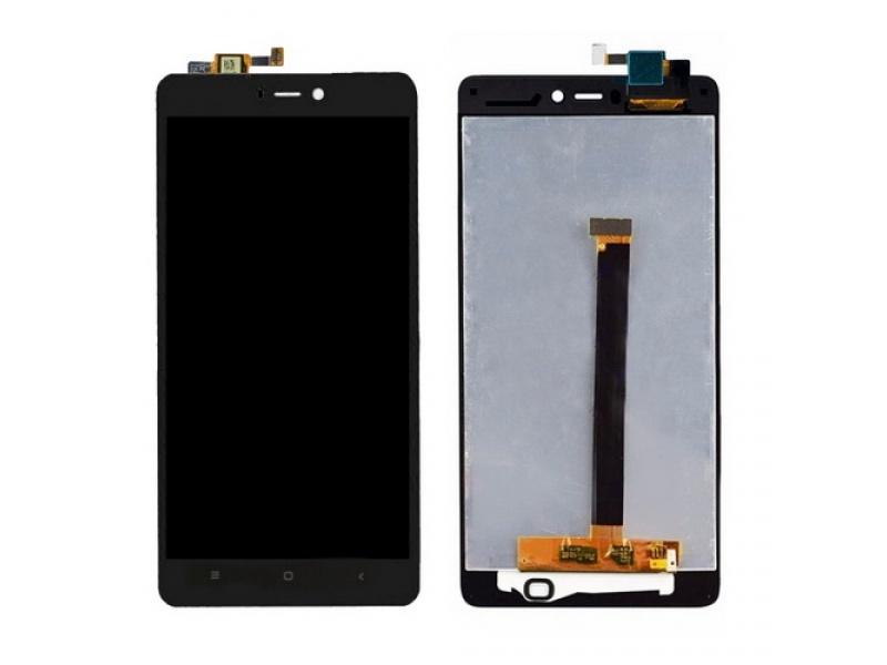 Xiaomi Mi4S LCD + Touch - Black (OEM)