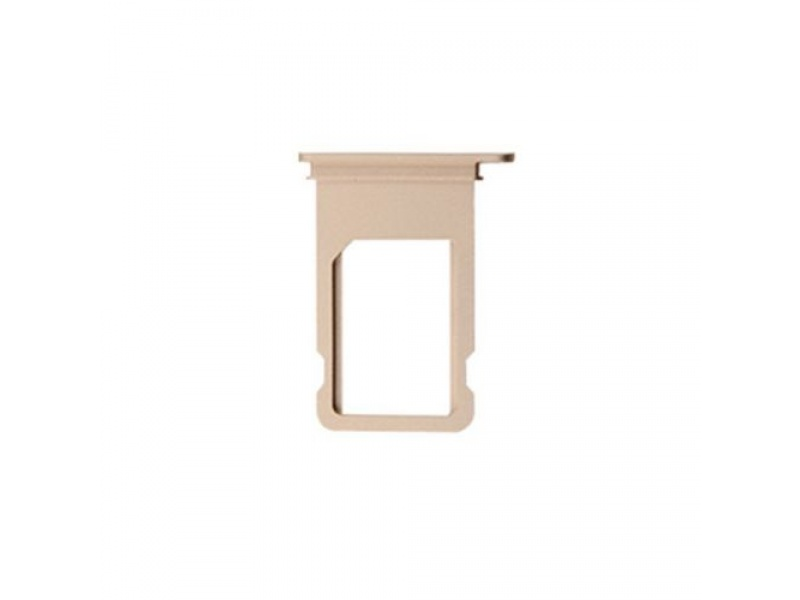 SIM Card Tray Gold pro Apple iPhone 7 Plus