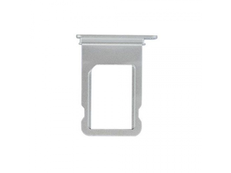SIM Card Tray Silver pro Apple iPhone 7 Plus