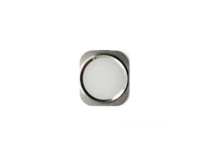 Home Button Silver pro Apple iPhone 6