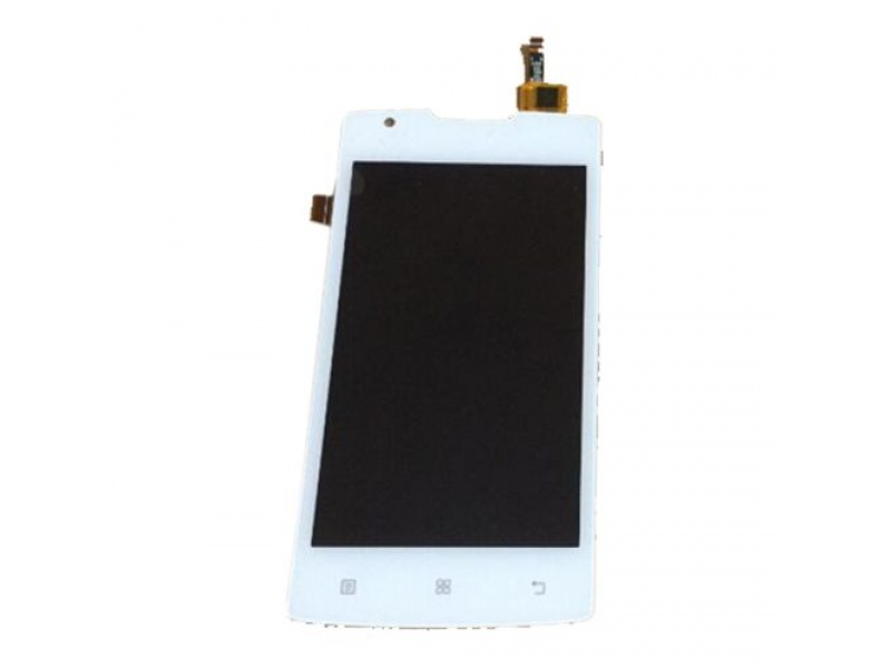LCD + Touch pro Lenovo A1000 White (OEM)