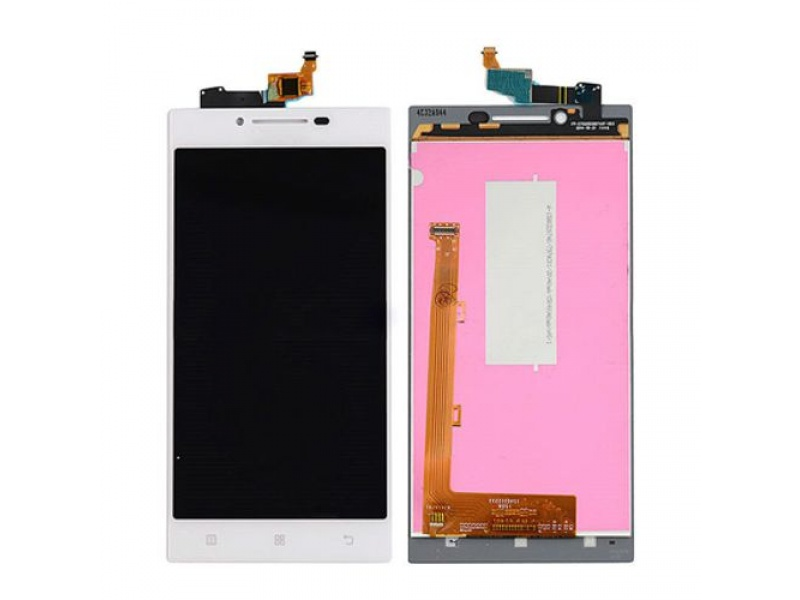 LCD + Touch pro Lenovo P70 White (OEM)