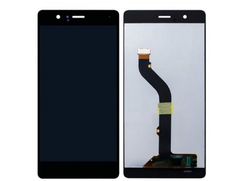LCD + Touch pro Huawei P9 Lite (2016) - Black (OEM)