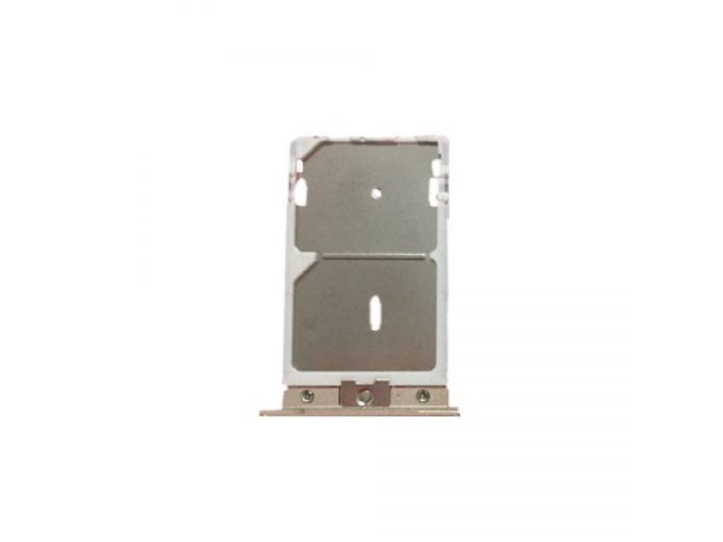 Xiaomi Redmi 3 SIM Card Tray - Gold (OEM)