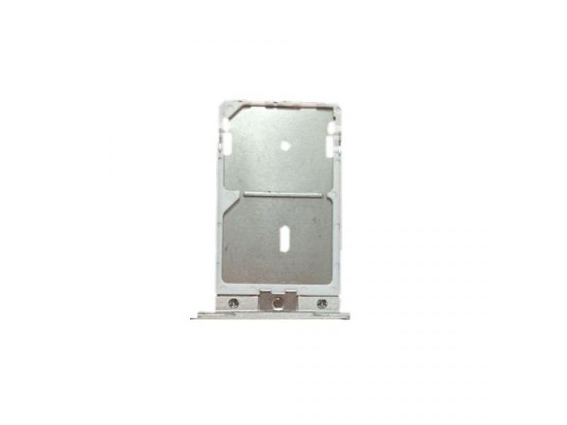 Xiaomi Redmi 3 SIM Card Tray - Silver (OEM)