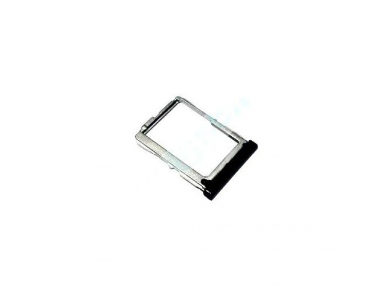 SIM Card Tray pro LG G2 (D802) Black (OEM)