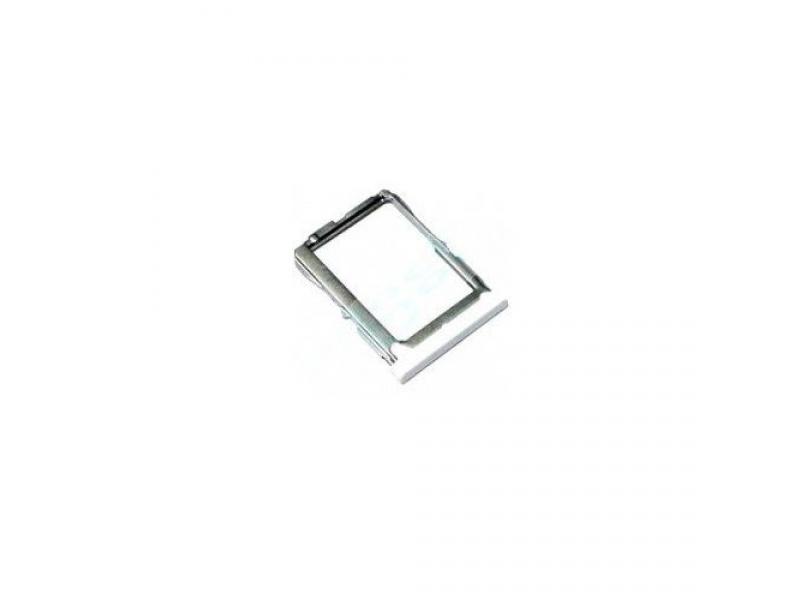 SIM Card Tray pro LG G2 (D802) White (OEM)