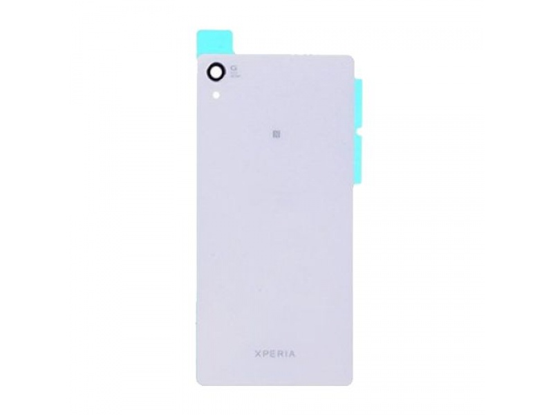 Back Cover pro Sony Xperia Z2 Compact White (OEM)