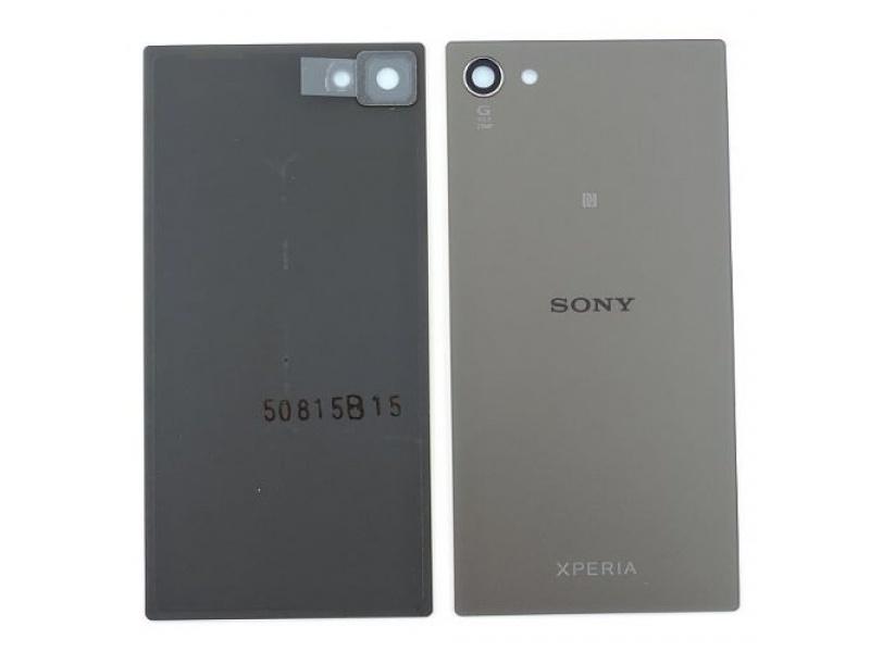 Back Cover pro Sony Xperia Z5 Compact (E5823) Black (OEM)