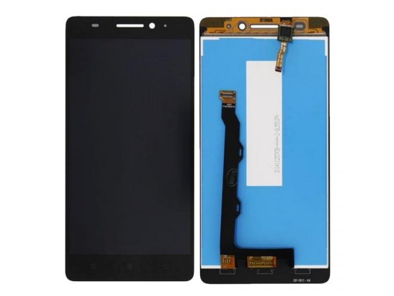LCD + Touch pro Lenovo A7000 Black (OEM)