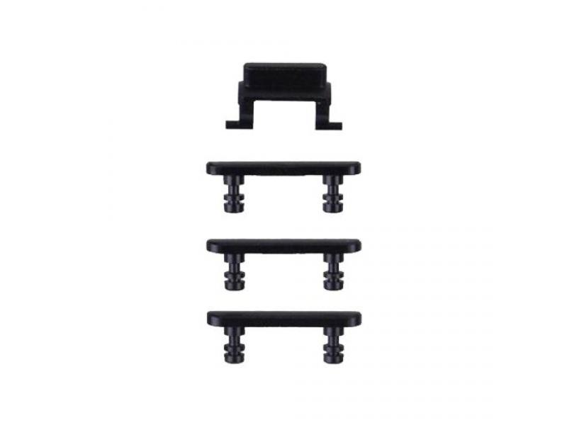 Side Buttons Set (Volume + Power Button) Black pro Apple iPhone 7