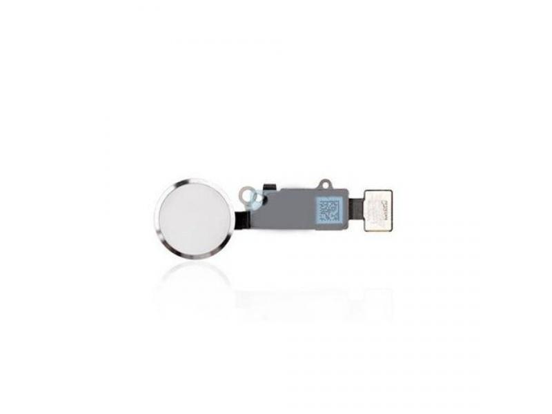 Home Button + Flex Silver pro Apple iPhone 7 Plus