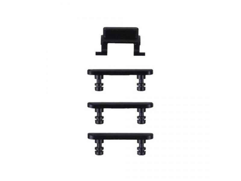 Side Buttons Set (Volume + Power Button) Black pro Apple iPhone 7 Plus