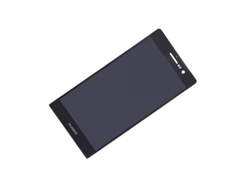 LCD + Touch pro Huawei P7 - Black (OEM)
