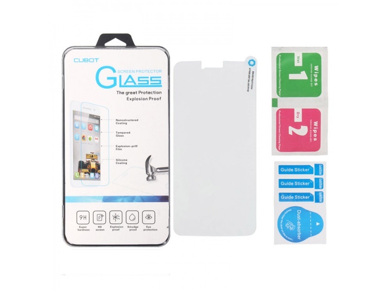 CUBOT Manito Tempered Glass