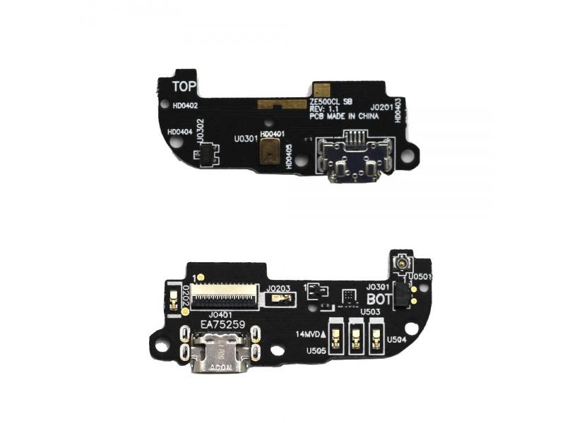 Small USB Charging Board pro Asus Zenfone 2 Laser (ZE500CL) (OEM)