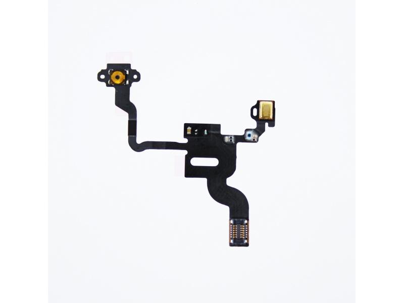 Power Button Flex + Proximity Senzor Flex pro Apple iPhone 4
