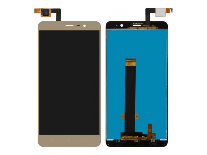 Xiaomi Redmi Note 3 LCD + Touch - Gold (OEM)