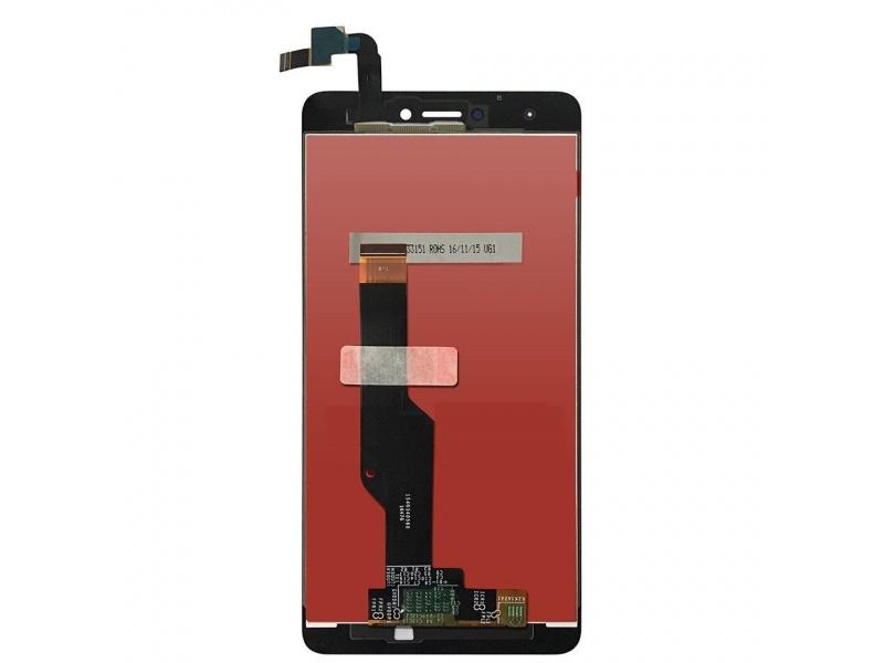 Xiaomi Redmi Note 4 / 4X (Qualcomm - Global) LCD + Touch - Black (OEM)