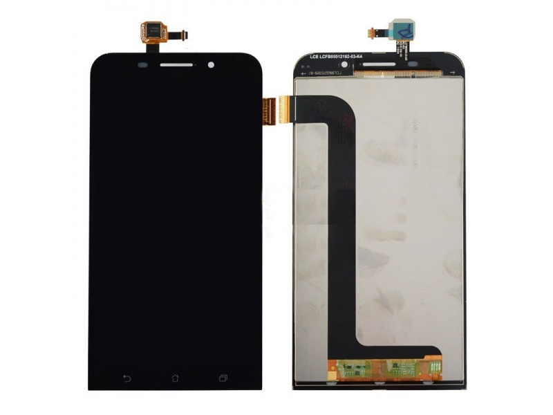 LCD + Touch pro Asus Zenfone MAX (ZC550KL) Black (OEM)