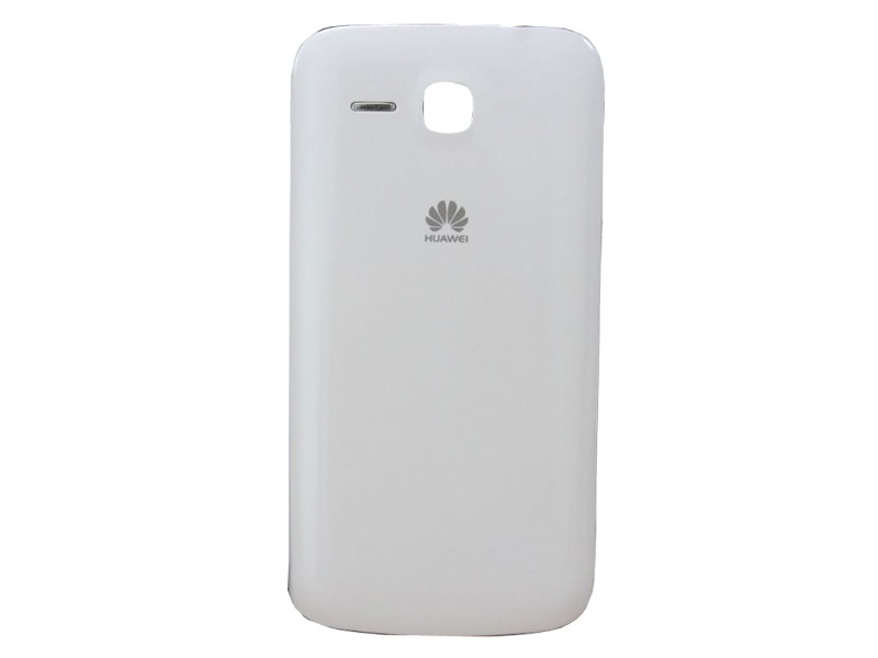 Back Cover pro Huawei Y600 - White (OEM)
