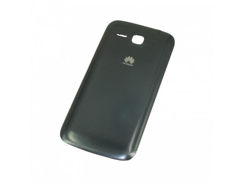 Back Cover pro Huawei Y600 - Black (OEM)