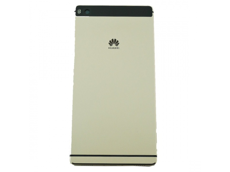 Back Cover pro Huawei P8 - Gold (OEM)