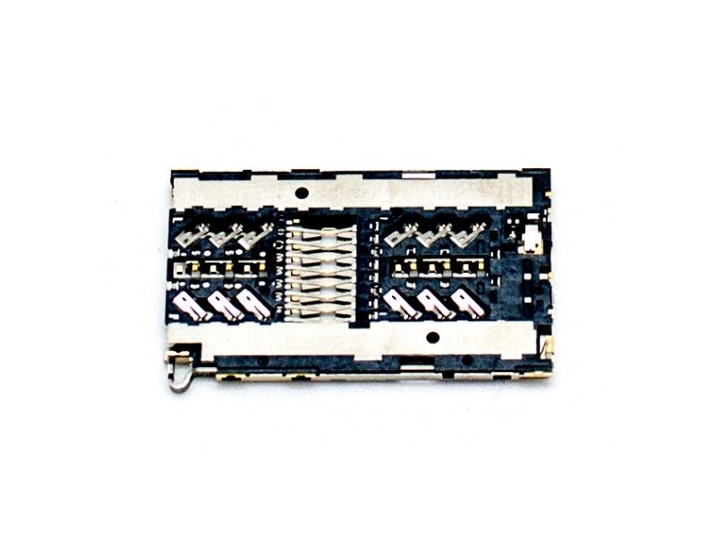 SIM Card Reader (Dual) pro Samsung Galaxy S7 (OEM)