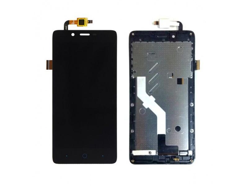 LCD + Frame pro Elephone P6000 TP Black (OEM)