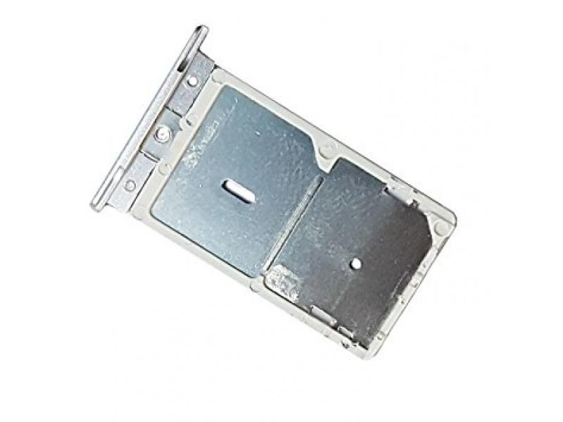 Xiaomi Redmi Note 3 SIM Card Tray - Silver (OEM)