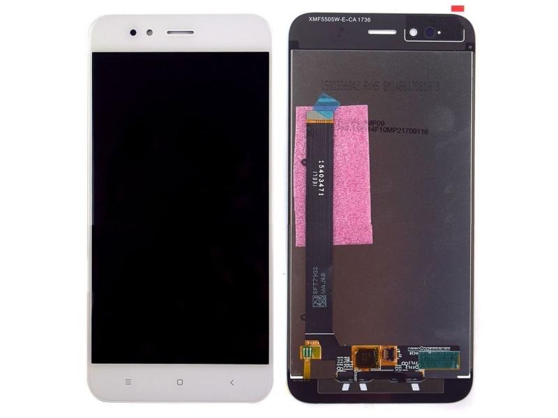 Xiaomi Mi A1 LCD + Touch - White (OEM)