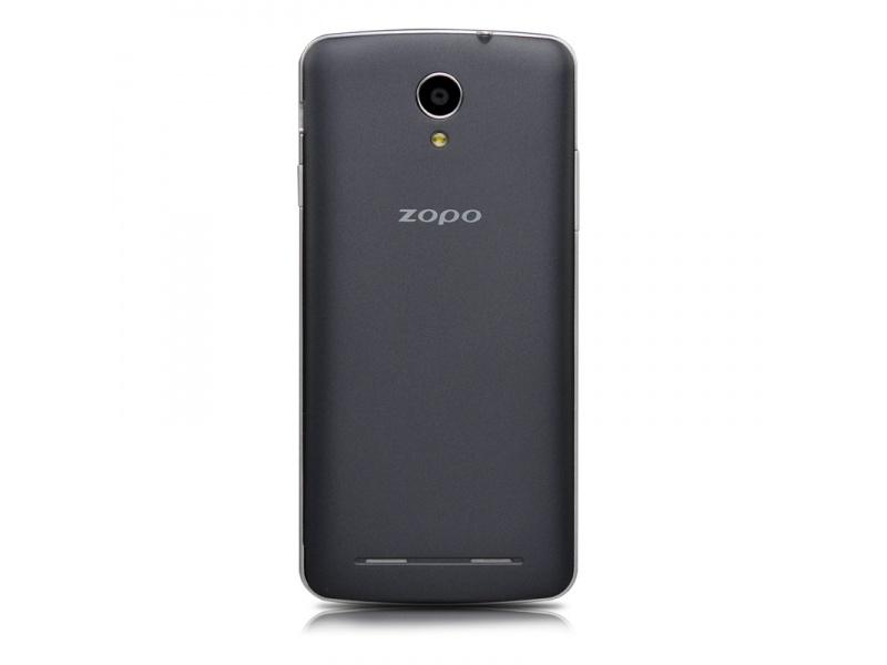 Front Cover pro ZOPO ZP580 Black (OEM)