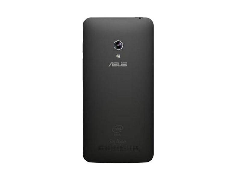 Back Cover pro Asus Zenfone 5 Black (OEM)