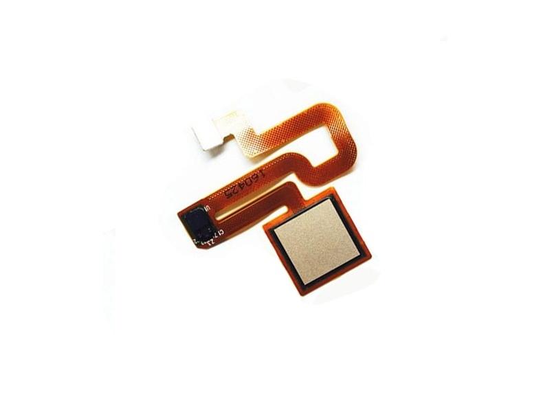 Xiaomi Redmi Note 3 Home Button + Flex - Gold (OEM)