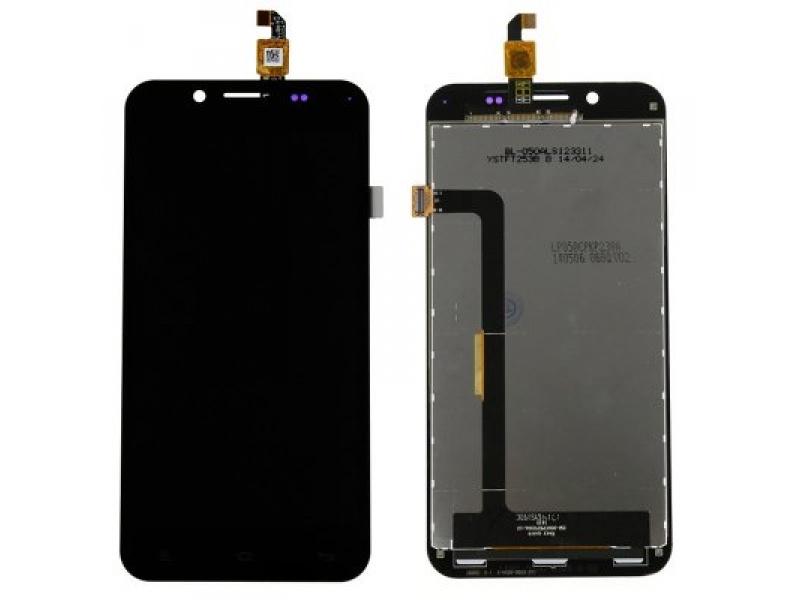 LCD + Touch pro ZOPO ZP1000 Black (OEM)