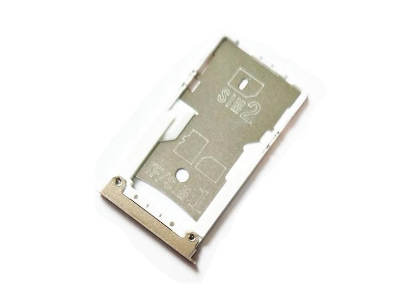 Xiaomi Mi Max SIM Card Tray - Gold (OEM)