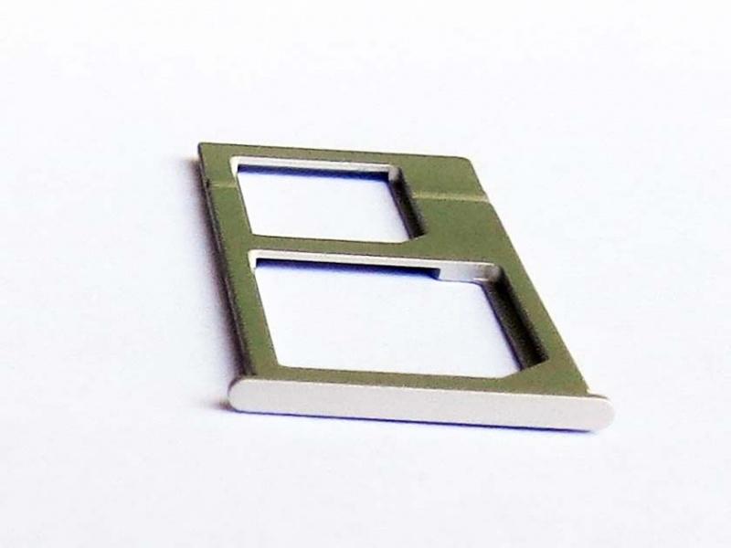 Xiaomi Mi Note SIM Card Tray - Silver (OEM)
