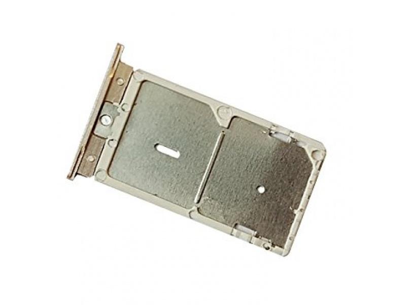 Xiaomi Redmi Note 3 SIM Card Tray - Gold (OEM)