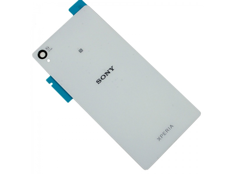 Back Cover pro Sony Xperia Z1 White (OEM)