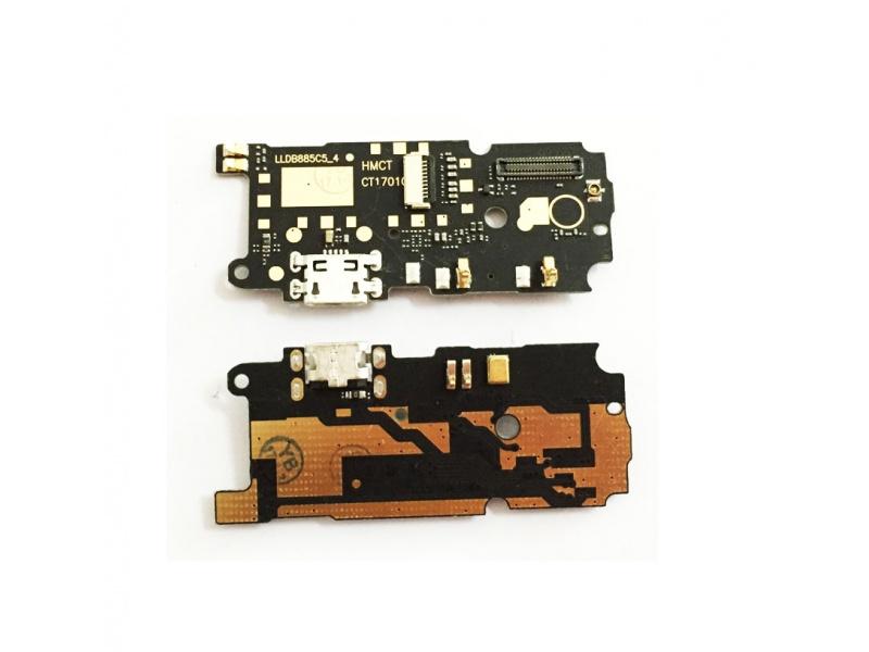 Xiaomi Redmi Note / Note 4X (MediaTek) Small USB Charging Board (OEM)
