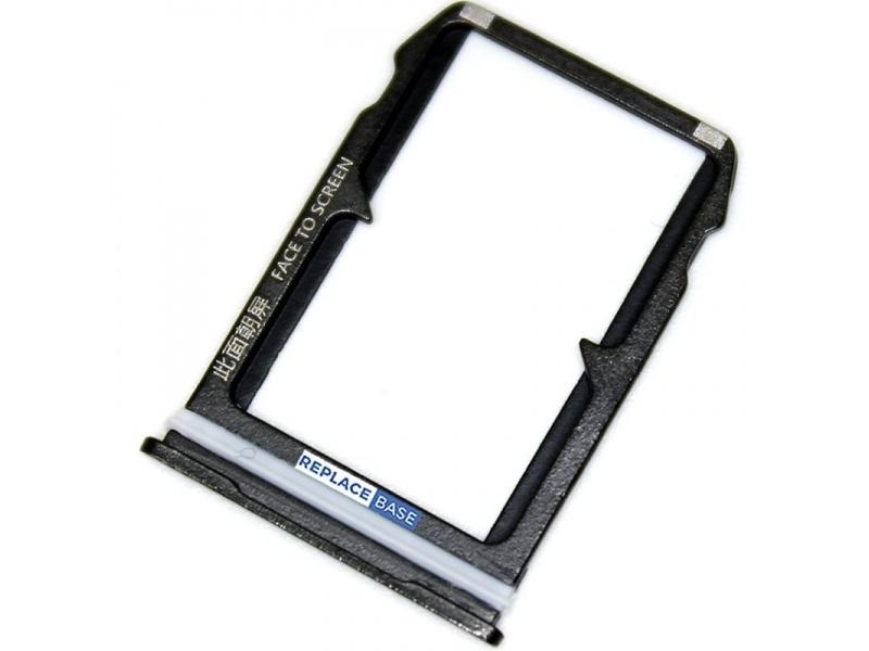 Xiaomi Mi 6 SIM Card Tray - Black (OEM)