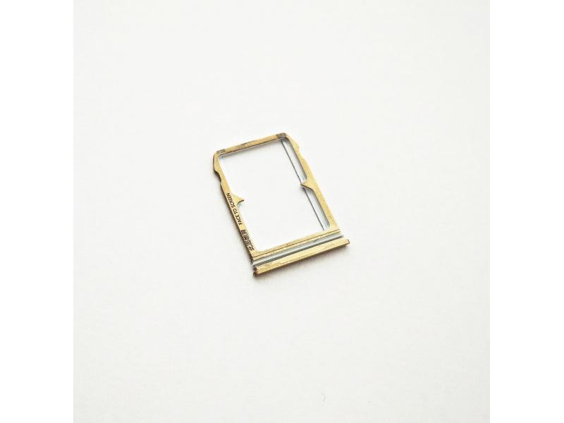 Xiaomi Mi 6 SIM Card Tray - Gold (OEM)