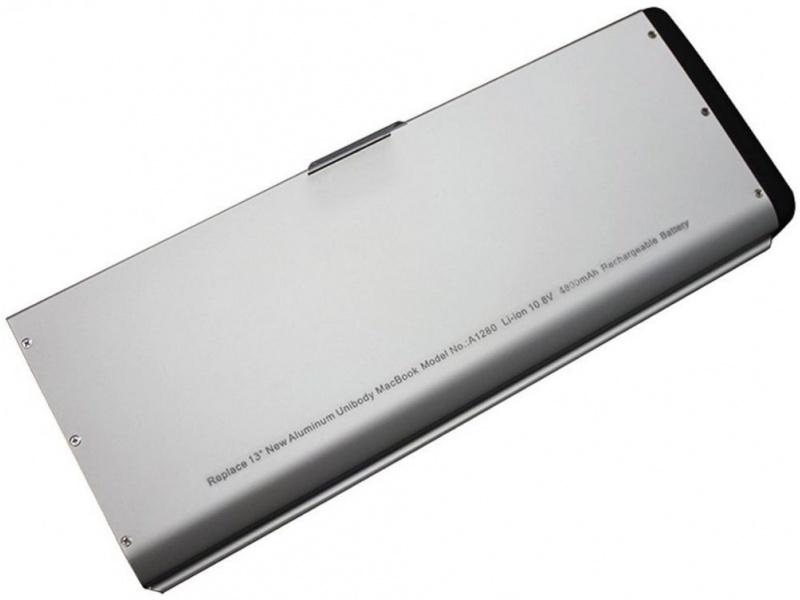 Battery A1280 pro Apple Macbook Aluminium 13 A1278 2008