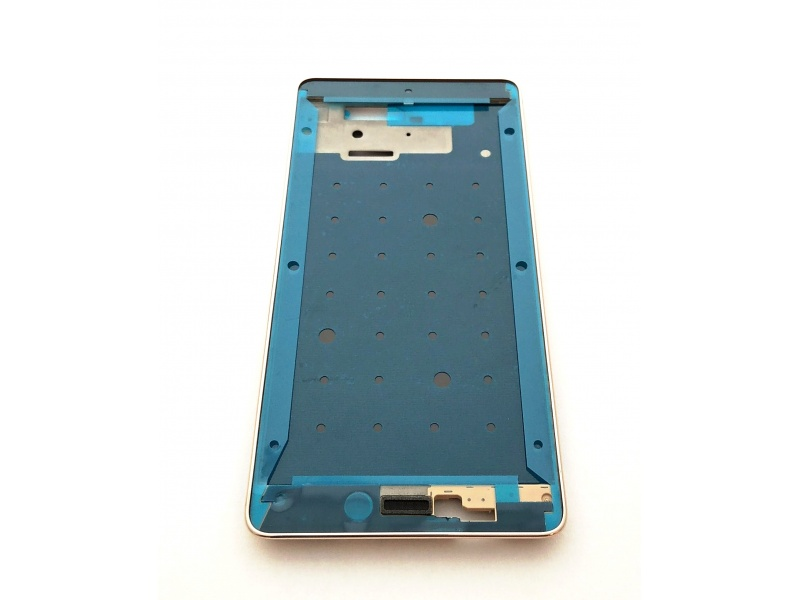 Xiaomi Redmi 3S Front Cover - Gold (OEM)