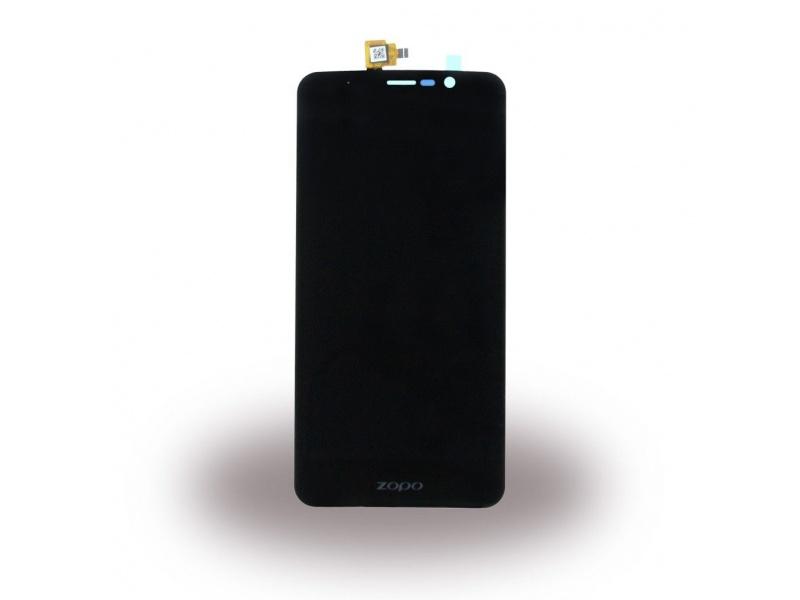 LCD + Touch pro ZOPO ZP550 Black (OEM)