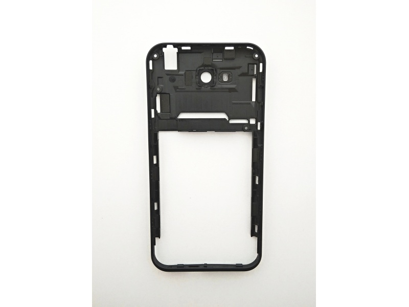 Front Cover pro ZOPO ZP700 Black (OEM)